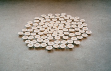 Repetition 100 (close up), 1992