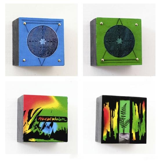 Miniature Artworks for Art Brownie 2015